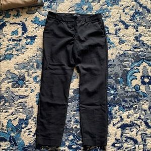 Express columnist crop pant